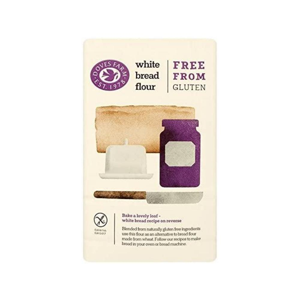 Freee by Doves Farm Gluten Free White Bread Flour (1 kg) gd