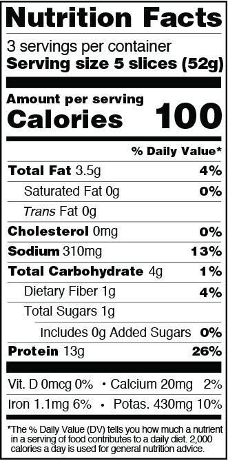 tofurky-deli-slices-smoked-ham-style-nutrition